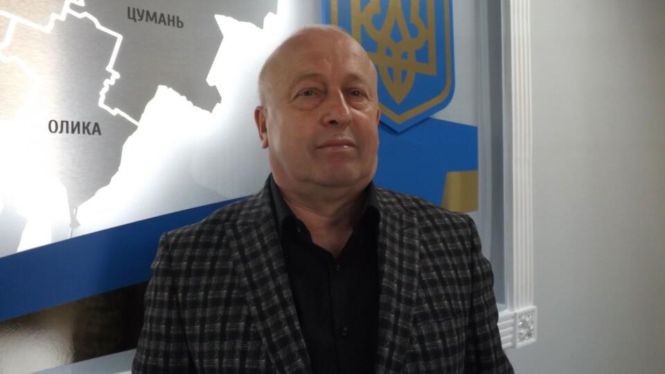«Луцький район має все, щоб потужно розвиватися», - голова фракції «Свобода» Микола Романюк