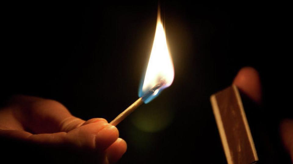 Чоловік, який хотів підпалити себе у Луцьку, воював на сході