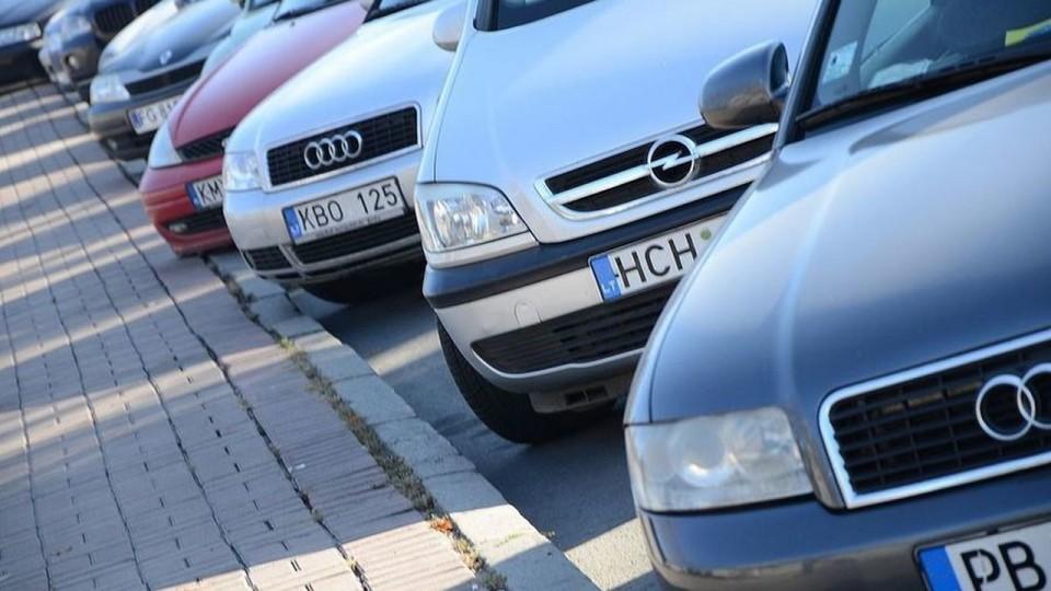 Власникам «євроблях» нагадали про величезні  штрафи і конфіскацію машин