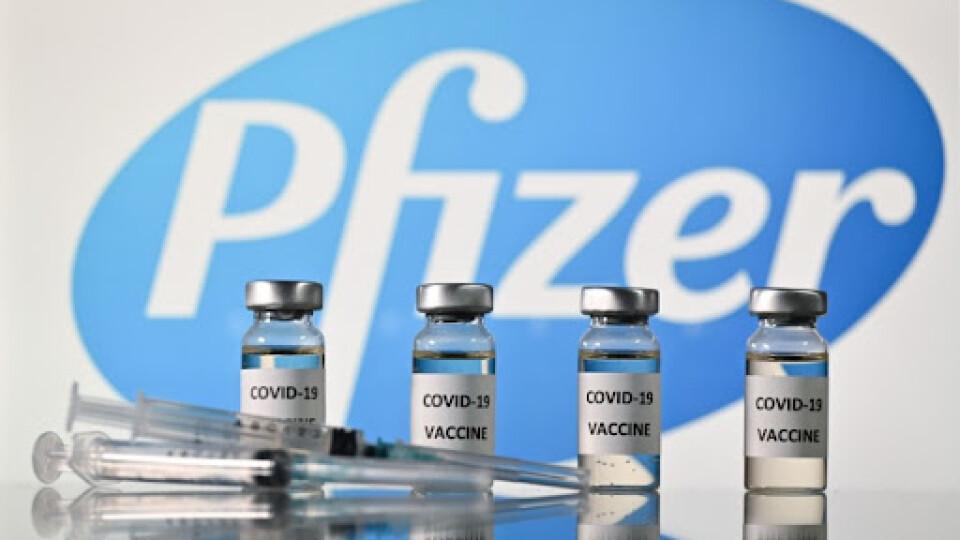 На скільки знижується ефективність вакцини Pfizer за пів року. Відповідь науковців