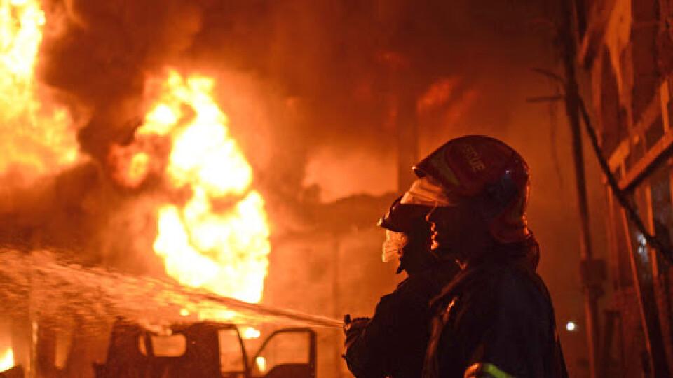 Минулої доби на Волині виникло п'ять пожеж