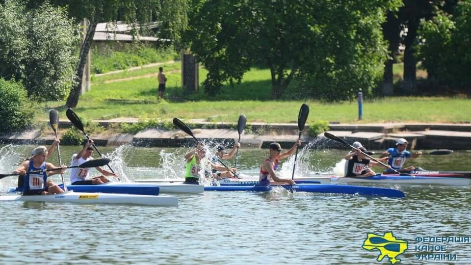 Волинянин виборов «срібло» на чемпіонаті серед юніорів у каное