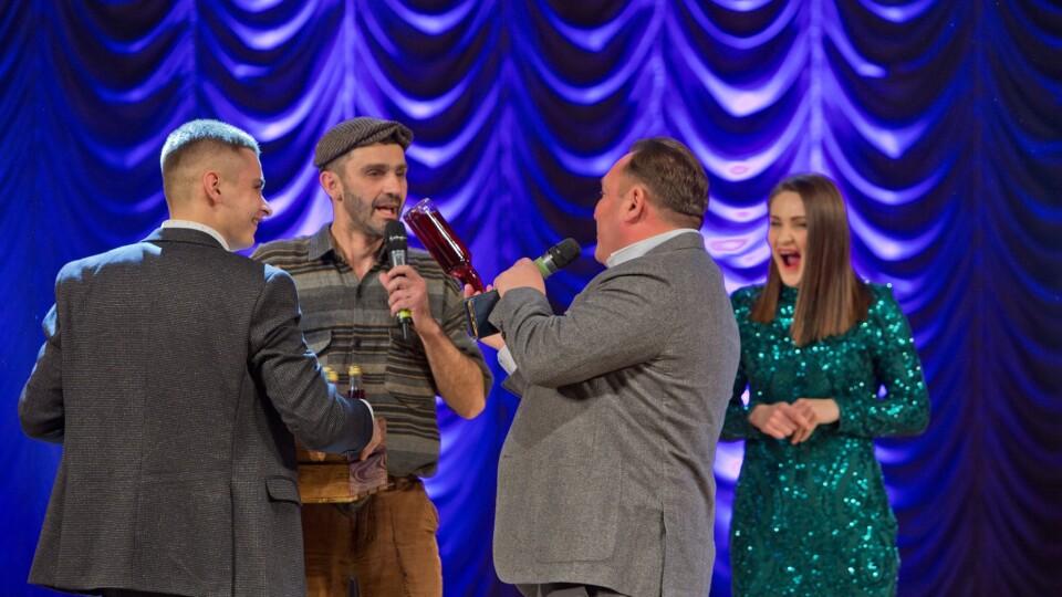 Асія Ахат та VIP Тернопіль: компанія «Вілія» відсвяткувала новорічний корпоратив