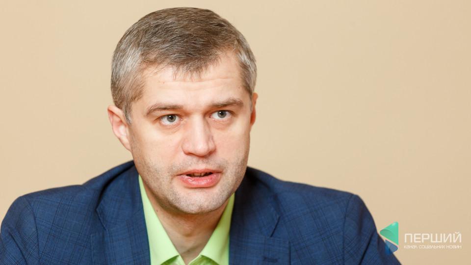 Депутат в темі: «Ми повиймали «тузи» з рукавів ОДА», - Вячеслав Рубльов