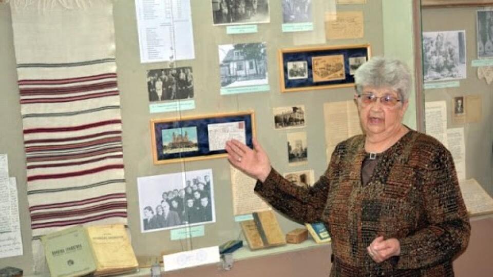 Померла багаторічна головна хранителька Волинського краєзнавчого музею Наталія Пушкар