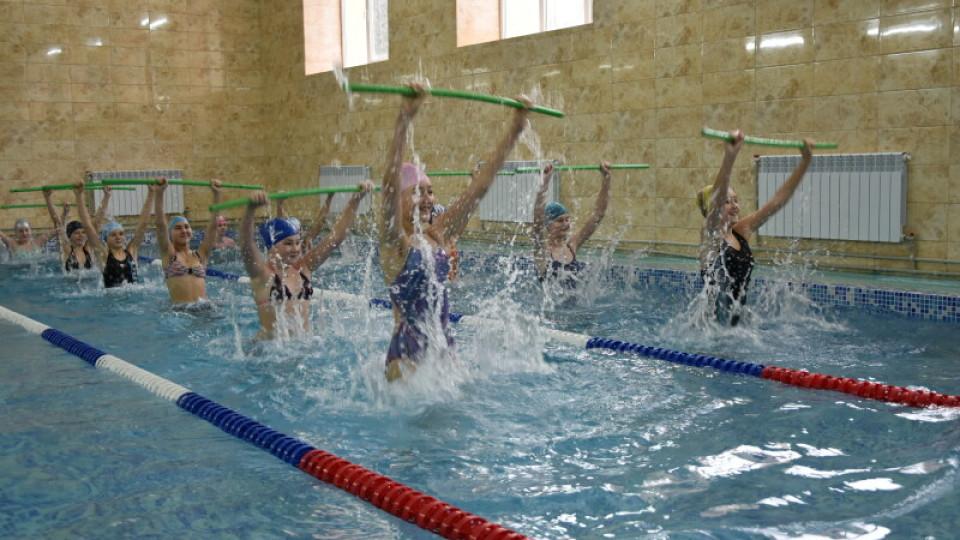 У луцькій гімназії відкрили відремонтований басейн. ФОТО
