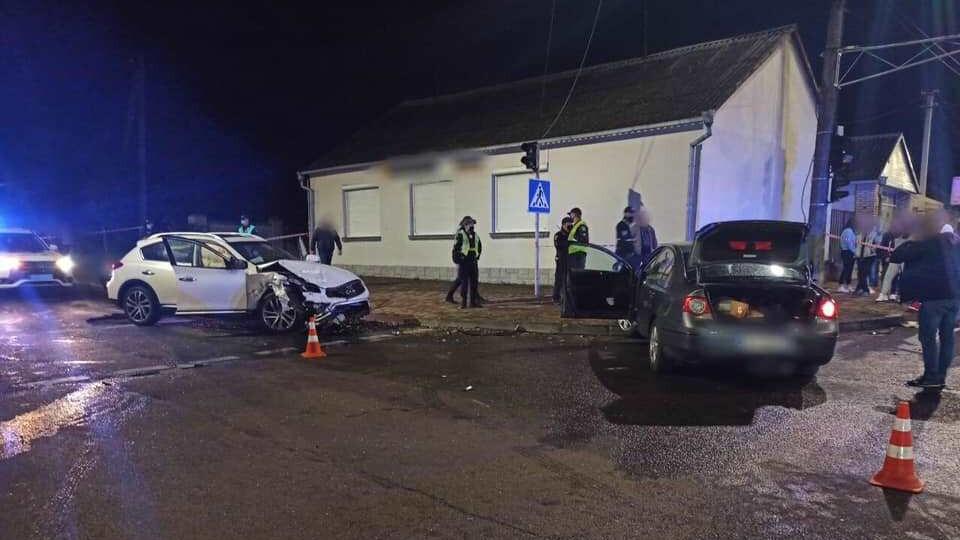 У Луцьку в аварії загинула жінка. Водій був п'яний