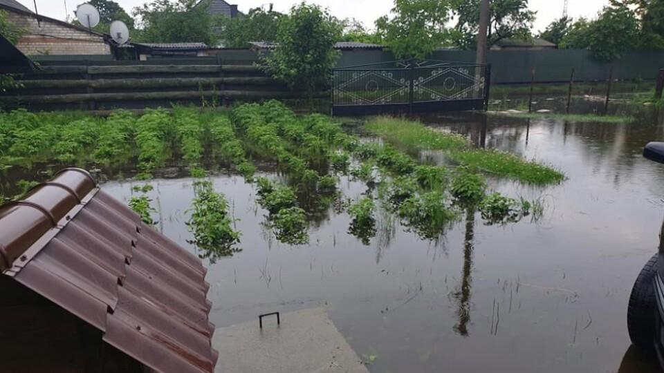 Городи і вулиці – у воді. Волинь теж топить