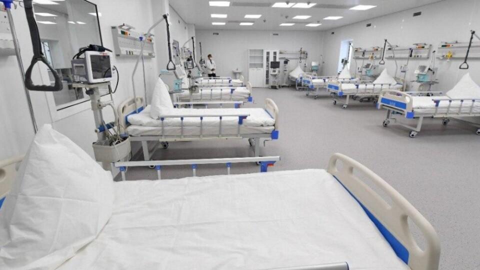 Рівень госпіталізацій із COVID-19 вже перевищено у восьми областях