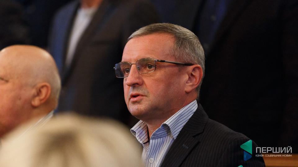 Волиньрада призначила колишнього «зама» губернатора керівником комунального підприємства