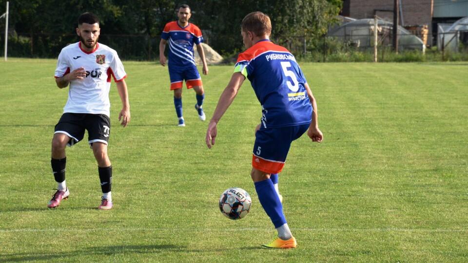У Підгайцях стартував чемпіонат України із футболу серед аматорів