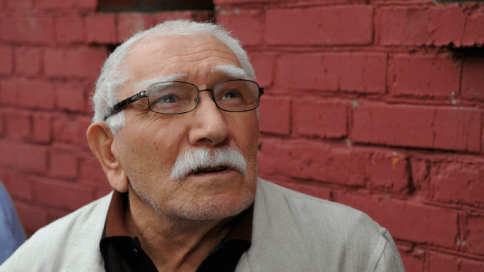 Помер актор Армен Джигарханян