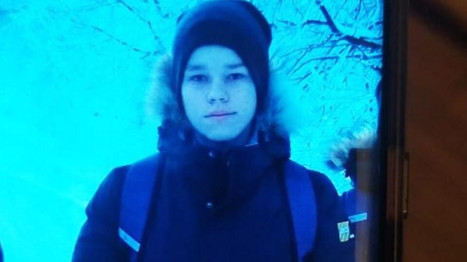 На Волині знайшли 13-річного хлопця, який вночі пішов з дому