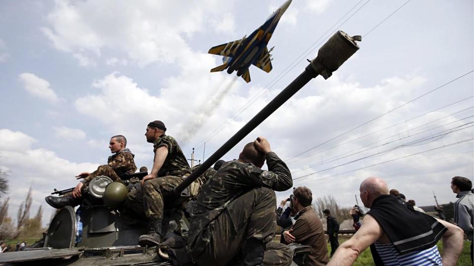 22 %  українців не вважають Росію країною-агресором