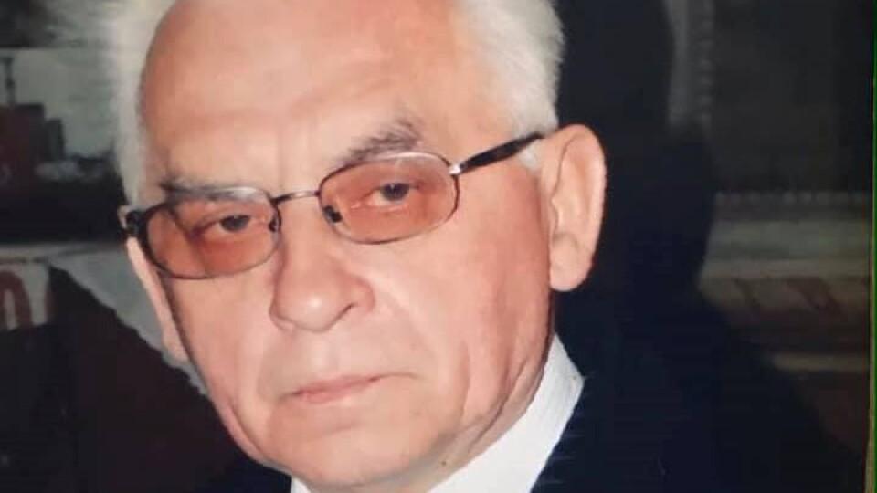 Помер відомий волинський лікар Зіновій Щурук