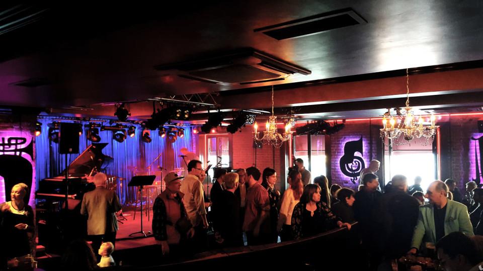 Фотограф і поет відкриють у Луцьку джазовий клуб