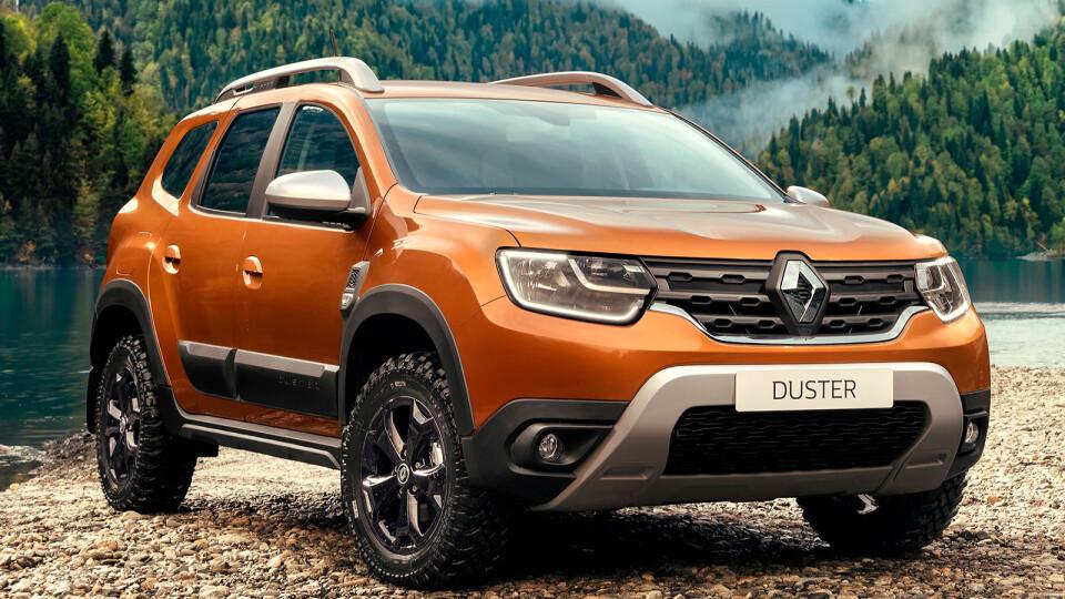 Волиняни у серпні на нові автівки витратили 3 млн доларів. Найпопулярніша модель –Renault Duster