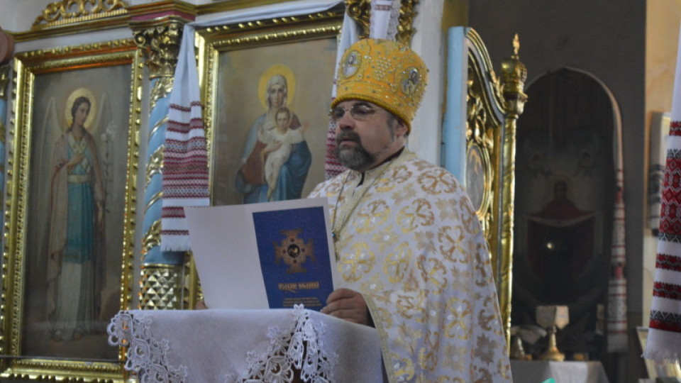 «Ваш осуд для нас - похвала»: священик з Волині відреагував на статтю російського видання