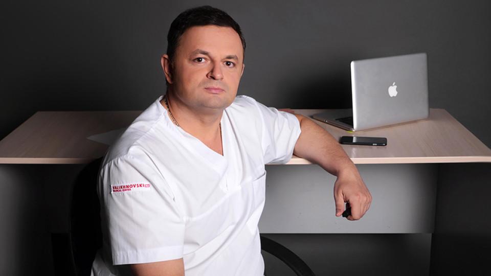 Лікар з Волині Валіхновський пояснив, чому люди мають асиметричне обличчя