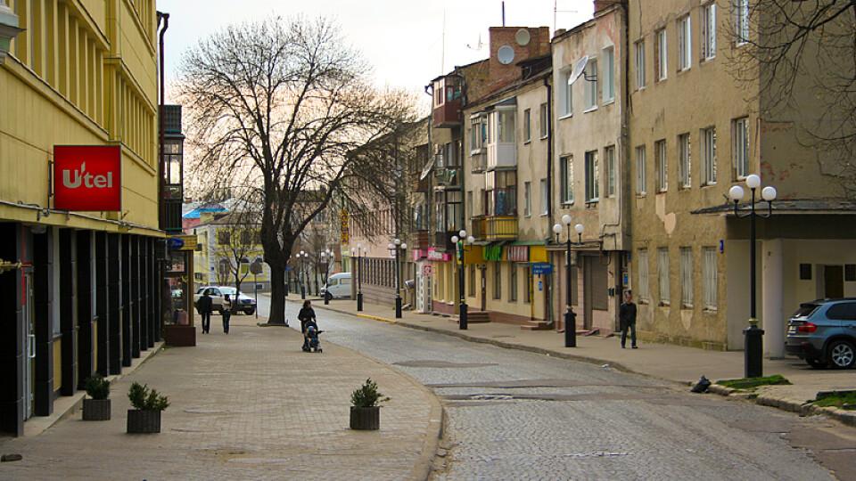 У Луцьку перекриють ще одну вулицю у центрі міста