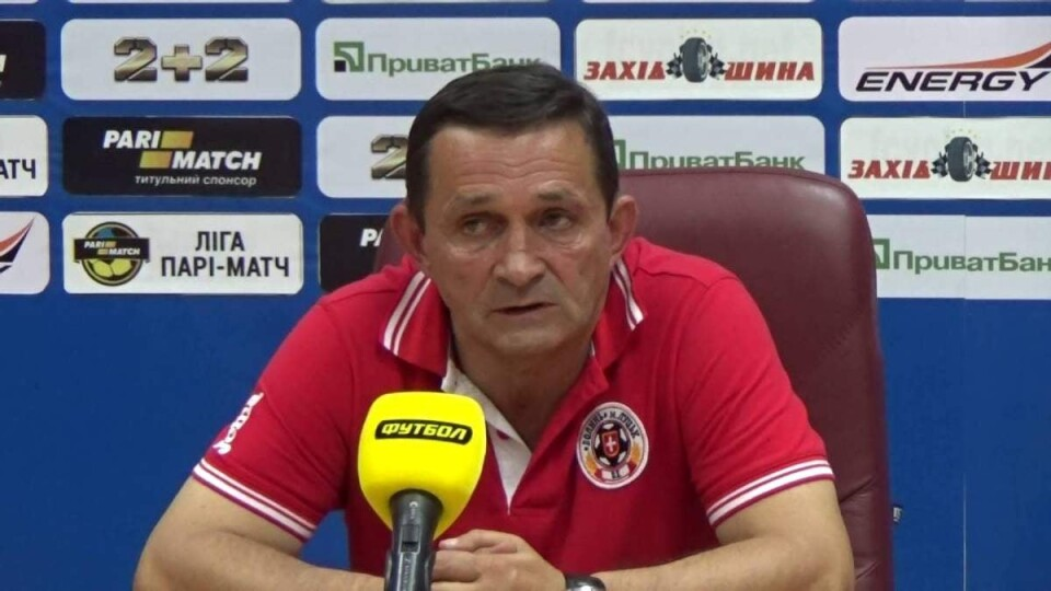 Коли можна попрощатися з волинським футболістом Володимиром Диким