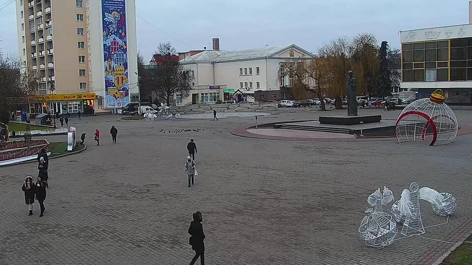 «Безпечне місто»: у центрі Луцька встановлять камери відеоспостереження