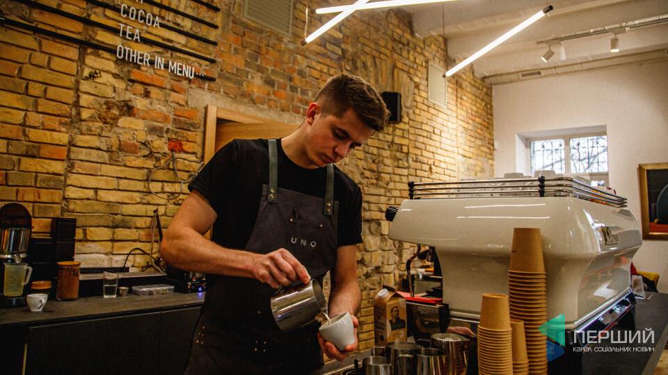 «Луцьку бракувало кав'ярні третьої хвилі». Ми розібралися, чим особлива кава в UNO