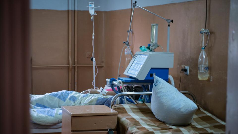 На Волині ще одна лікарня приймає хворих на ковід