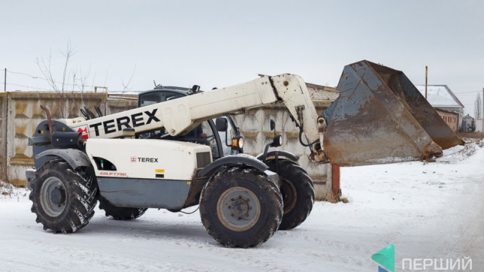 Де шукати техніку для будівельних робіт та вантажних перевезень