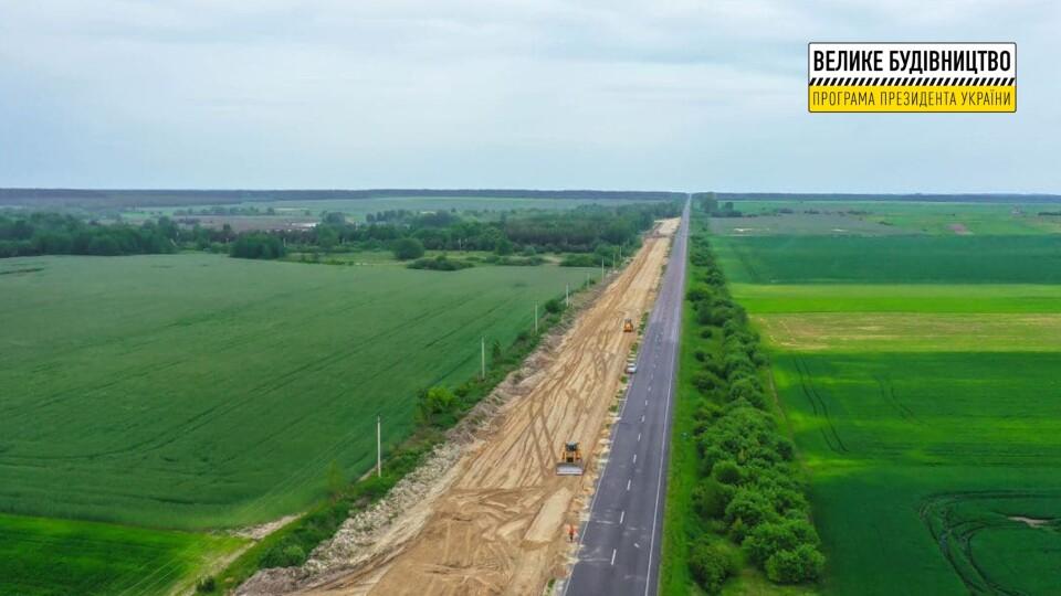 Дорогу Ковель - Ягодин розширять: буде чотири смуги