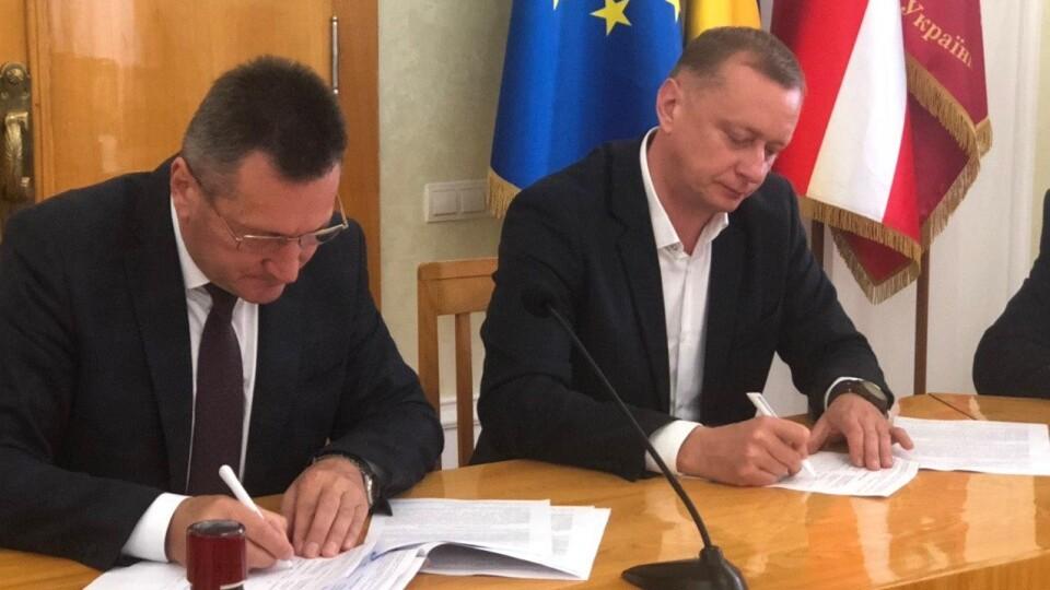 «Волиньгаз», ВНУ та студенти-економісти уклали угоду про дуальну освіту