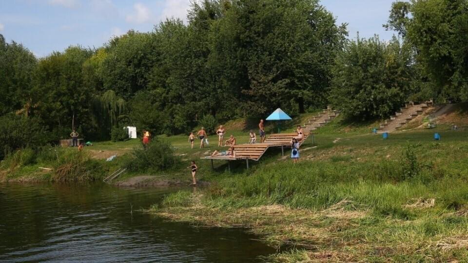 «Не врахував силу течії». У Луцьку в річці Стир ледь не втопився 15-річний хлопець