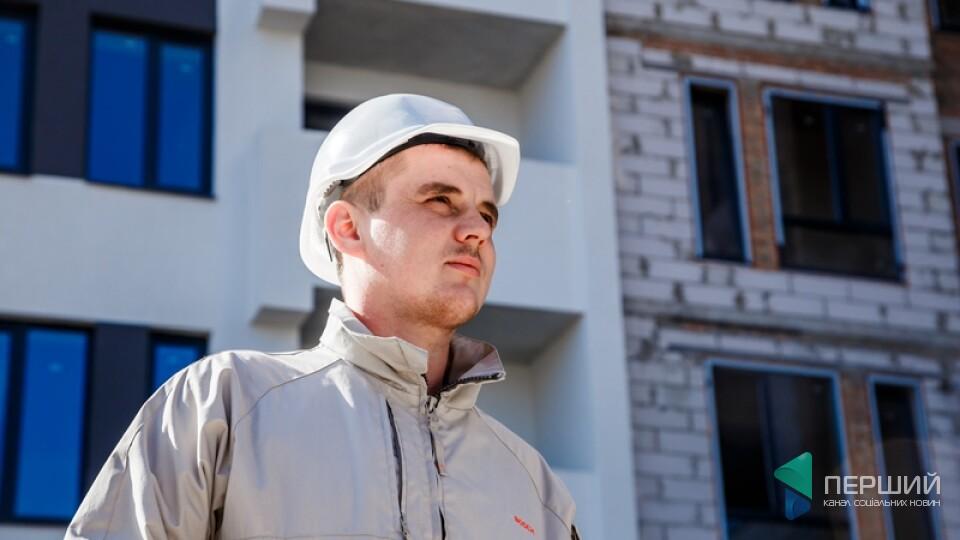 «Ідеальні квартири існують!»– виконроб ЖБ «Липинський+» Сергій Редькович