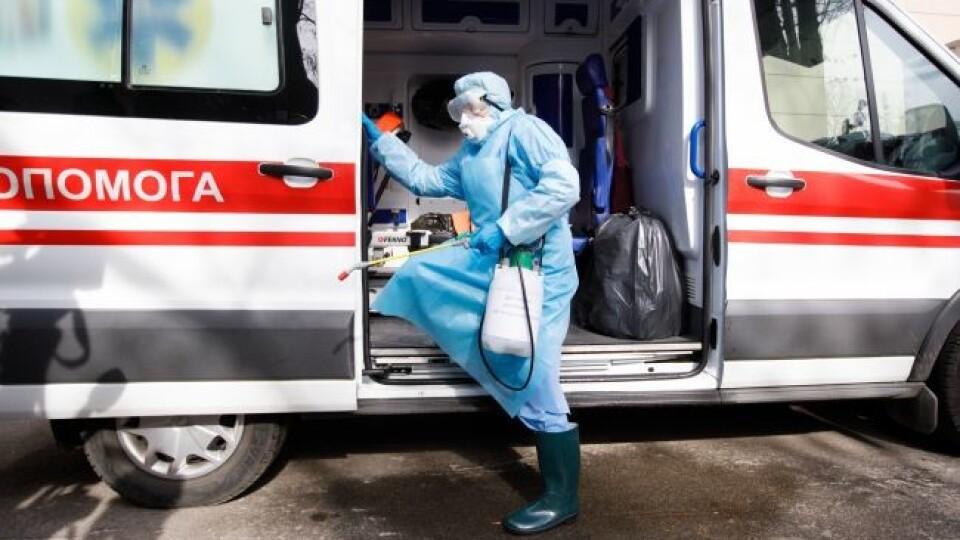 У МОЗ повідомили, що лікарні «першої» хвилі заповнені майже на третину