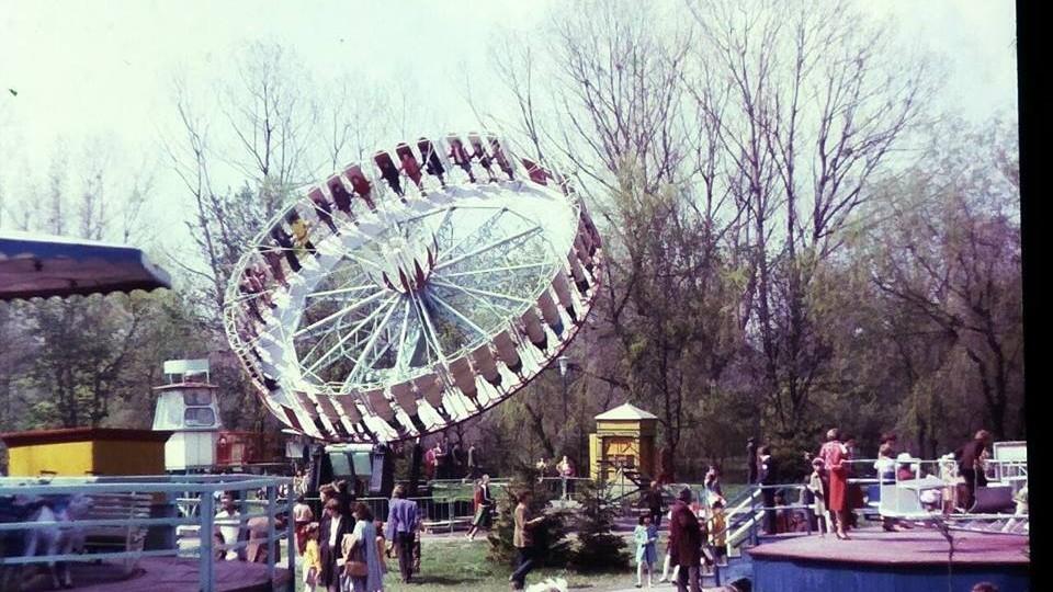 Яким був Центральний парк Луцька 40 років тому. ЗГАДАТИ ВСЕ