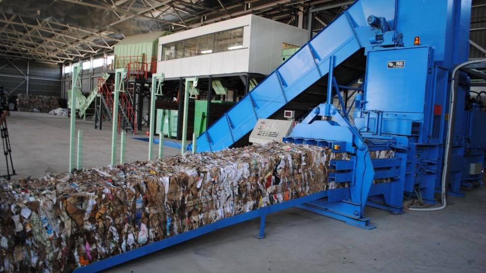 Сортувати сміття під Луцьком буде лінія за 9 мільйонів гривень