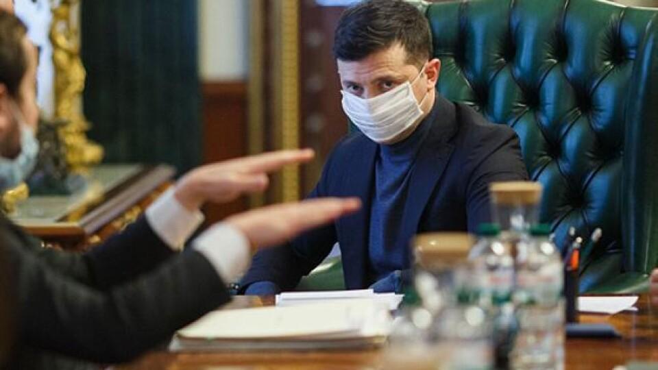 Україна має отримати вакцину від COVID-19 нарівні з іншими країнами, - Зеленський