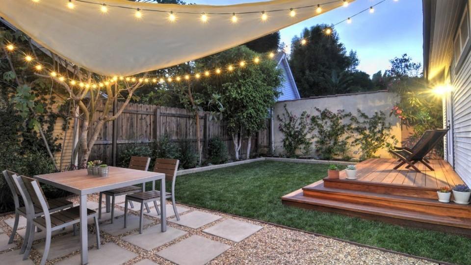 Відпочинок біля дому: 5 ідей для подвір'я таунхаусів
