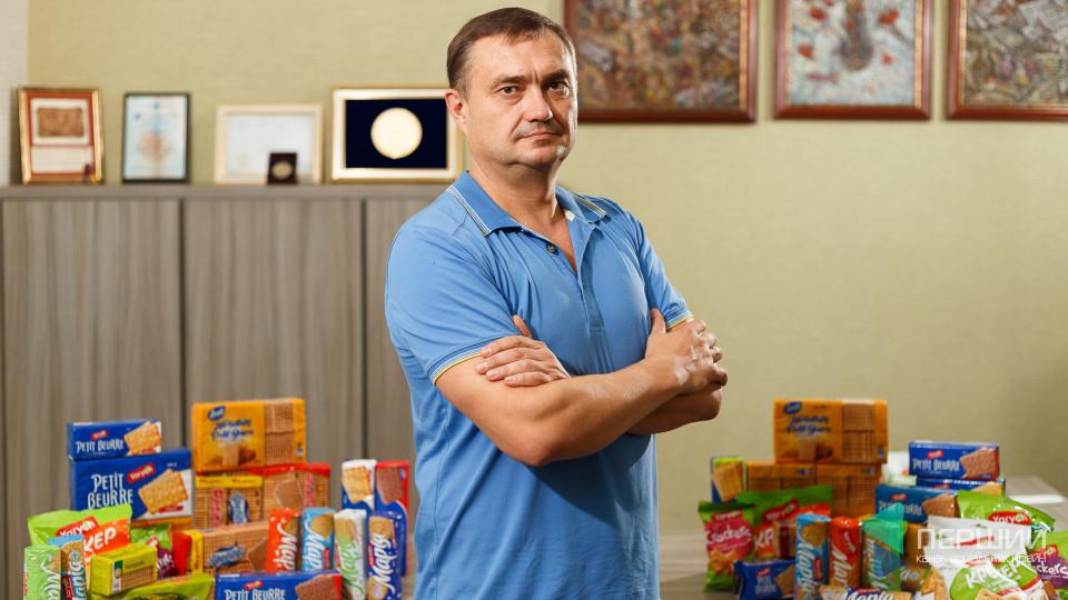 Бізнесмен у тренді – Володимир Гнатюк: від печива «Марія» до торгової марки зі світовим ім'ям