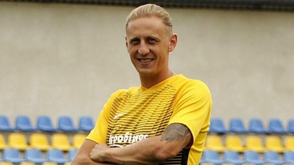 За «Волинь» гратиме футболіст, якого звільнили із клубу за візит до Росії
