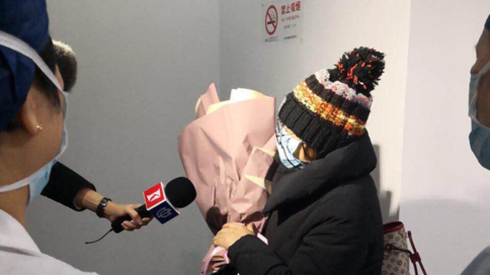 У Китаї вилікували першу хвору з коронавірусом, – ЗМІ