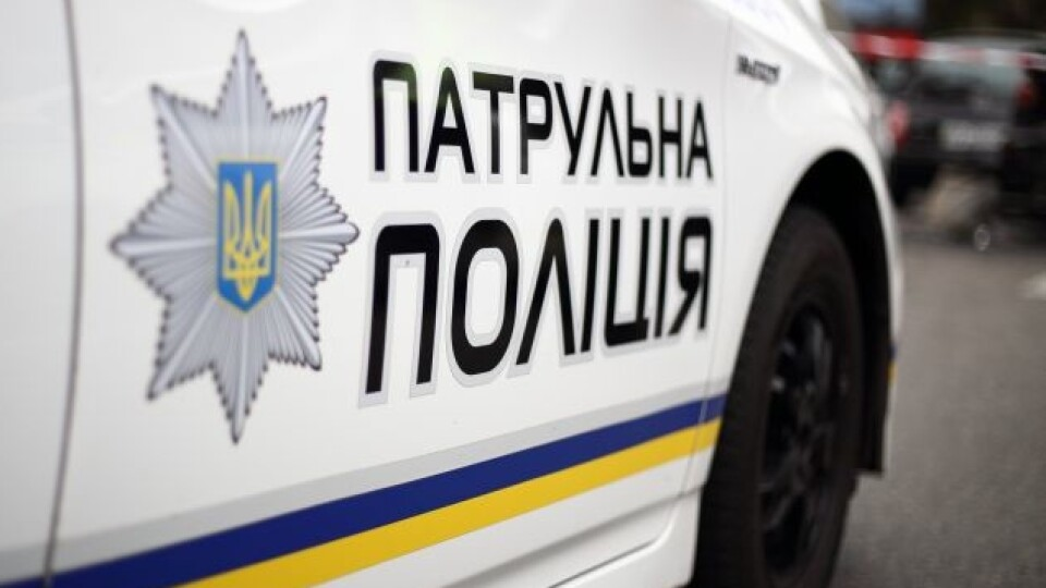 На Волині поліцейські на смерть збили чоловіка