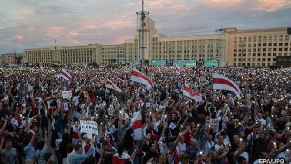 Ми цю проблему в найближчі дні вирішимо, - Лукашенко про протести в Білорусі