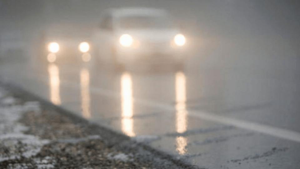 Ожеледиця і туман. На Волині прогнозують погіршення погоди
