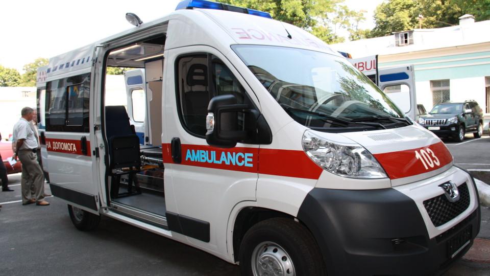 Серце забилося на 50-тій хвилині: на Волині медики «швидкої» врятували жінку після клінічної смерті