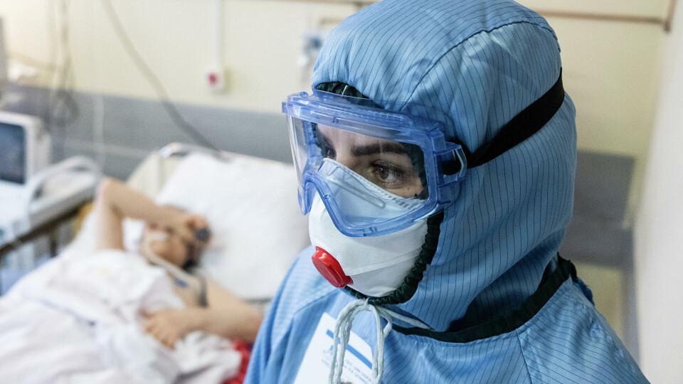 В Україні за минулу добу виявили понад 8 тисяч хворих на коронавірус