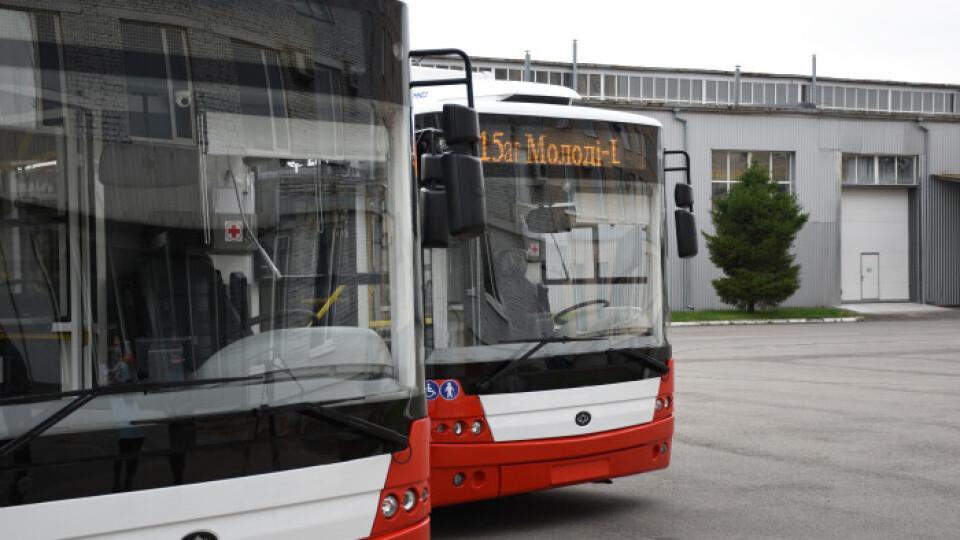 До кінця 2023 року Луцьк купить 59 нових тролейбусів, – міськрада