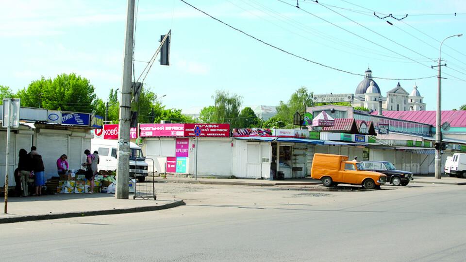Підприємці Старого ринку знову програли суд проти Луцькради
