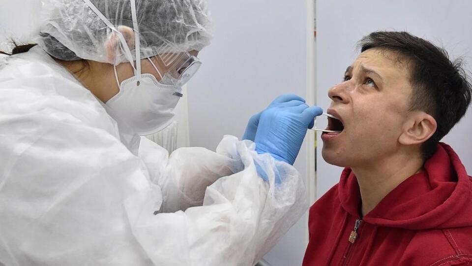 В Україні ще понад тисяча людей заразилися коронавірусом