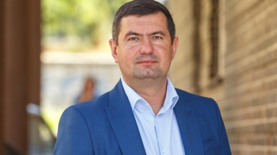 Голова Волиньради отримав диплом доктора філософії
